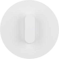 Afdekramen (met knevel voor draaischakelaar/-impulsdrukker)