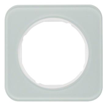 Afdekramen Berker R.1 Glas