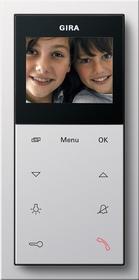 Huisstation video opbouw Plus F100