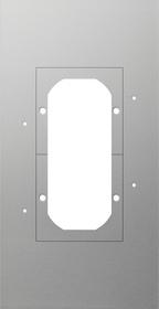 Montageplaat voor deurstation