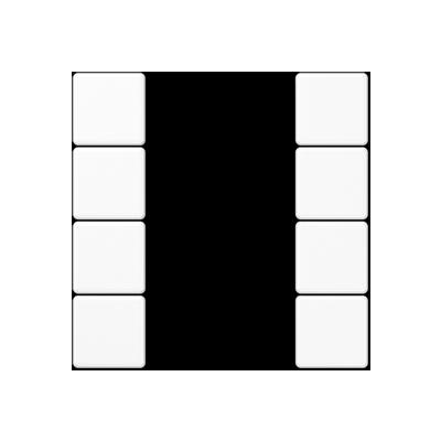 Afdekkingen Serie AS/ A range