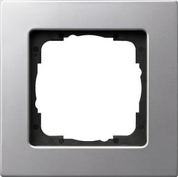 Aluminium vlakke montagewijze
