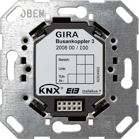 Gira KNX-bedieningsapparaten
