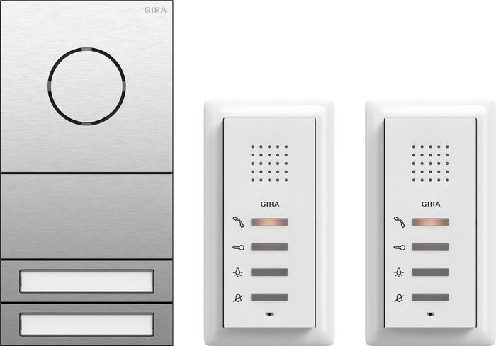 Systeem 106 Dubbelwoningpakket audio