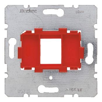 Inbouw externe modulaire jacks