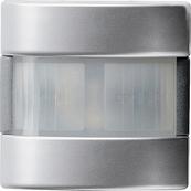 System 3000 bewegingsmelder-opzetstuk 1,10 m Standard Gira E22 aluminium