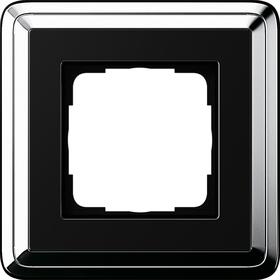 Chroom-zwart