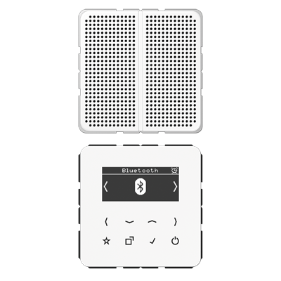 Smart Radio DAB+ Bluetooth, set mono