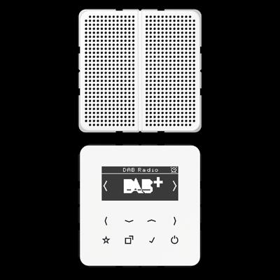 Smart Radio DAB+, set mono