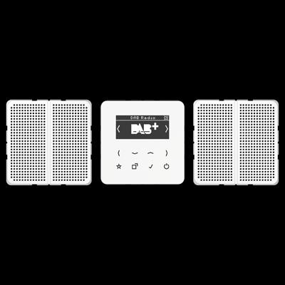 Smart Radio DAB+, set stereo