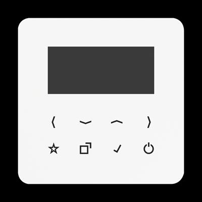 Display voor de Smart Radio DAB+ Bluetooth