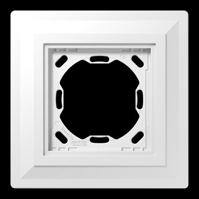 Montage-adapter voor vlakke montage