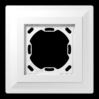 Montage-adapter voor 3 mm opbouwhoogte