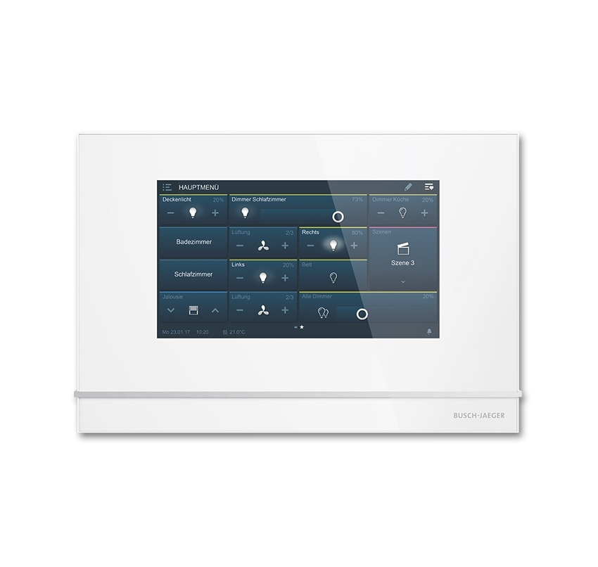 ABB i-bus KNX Busch- Visualisering/ Touchpanels