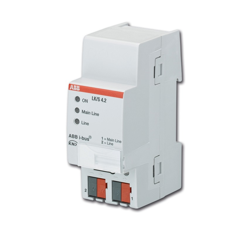 ABB i-bus KNX Busch- Systeemcomponenten en Interfaces