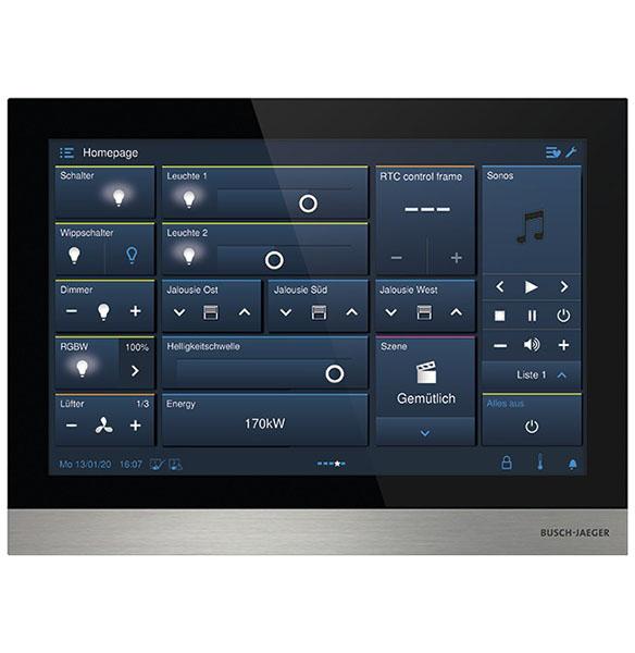 Visualisering/ Touchpanels