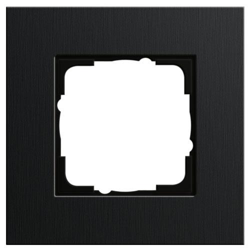 Aluminium zwart