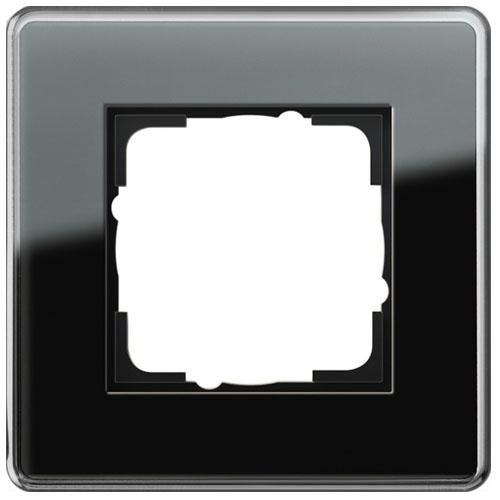 Glas C zwart