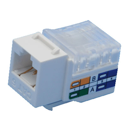 Modulaire UTP connector