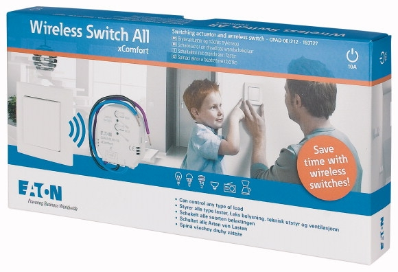 xComfort Go Wireless-Pakketten
