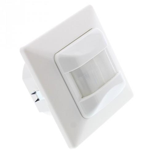 870544 Klemko PIR Wand inbouw bewegingsmelder LED - Goedkoper Met ...
