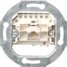 Gira 017900 UAE/IAE (ISDN)- aansluitdoos cat. 3 enkelvoudig, 1 x 8-polig