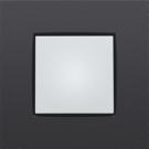 Niko 170-38001 Sokkel voor oriëntatieverlichting met witte leds 830 lux, Kleurtemperatuur: 6500 K (koud witte leds)