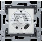 Niko 310-01901 Sokkel voor universele draaiknopdimmer met CAB-ontstoring, 5 - 325 W, 3-draads