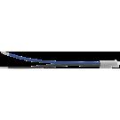 Niko 170-37424 Verlichtingseenheid met draden 24V met amberkleurige led voor schakelaars en drukknoppen of voor gebruik in installatiekanalen