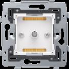 Niko 170-45901 Sokkel voor draaischakelaar voor motoren met 3 snelheden: 0-1-2 en 1-2-3, 20 A/250 Vac