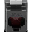 Niko 650-45013 Onafgeschermde RJ11-connector