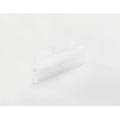 Niko 170-00096 Transparante labeldrager voor het labelen van inbouwfuncties