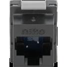 Niko 650-45051 Onafgeschermde RJ45-connector cat. 5E voor bandbreedtes tot 100MHz