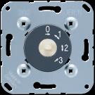 Jung 1101-4 Draaischakelaar 3-stappenschakelaar met nulstand 16 A 250V