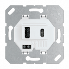 Jung USB 15 CA WW