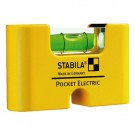 Stabila 17775 Pocket Electric Waterpas